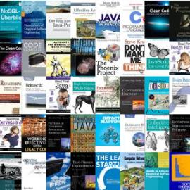 TOP 50 Software Development Books (February 2017)
