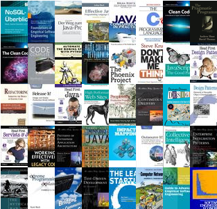 TOP 50 Software Development Books (February 2017)