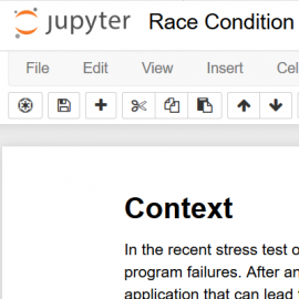 Race Condition Demo Notebook