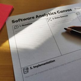 Software Analytics Canvas